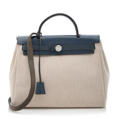 a9ba615a4272 ... usa hermes toile natural herbag zip 31 shoulder bag 1e9d9 05519