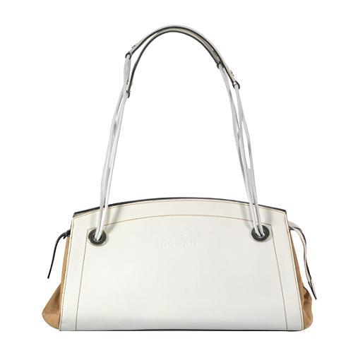 Hogan Fisarmonica Shoulder Handbag