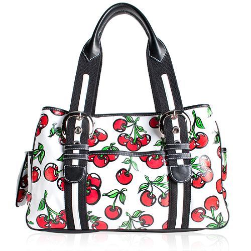 Isabella Fiore Cherries Jubilee Tote