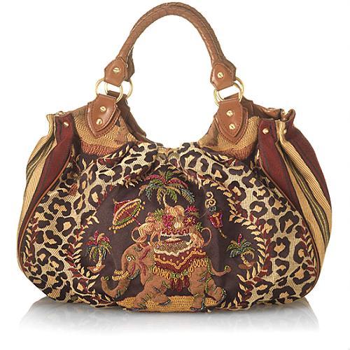Isabella Fiore Francine Satchel Handbag