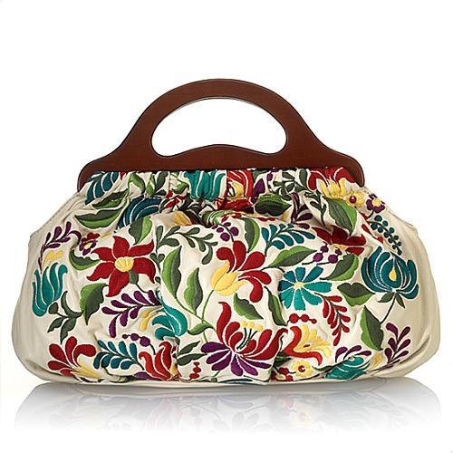 Isabella Fiore Hanna Satchel Handbag