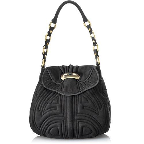 Isabella Fiore Illusion Liz Hobo Handbag