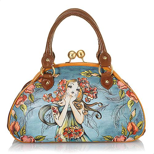 Isabella Fiore Lily Frame Fairy Tote