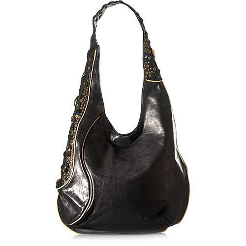 Isabella Fiore Muse Leila Hobo Handbag