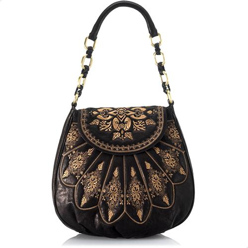 Isabella Fiore Once Upon A Tattoo Liz Shoulder Handbag