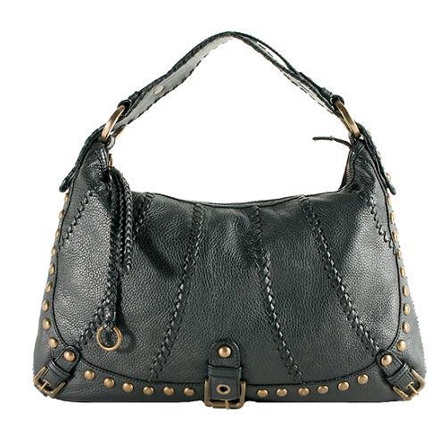 Isabella Fiore Whip Flashback Audra Hobo Handbag