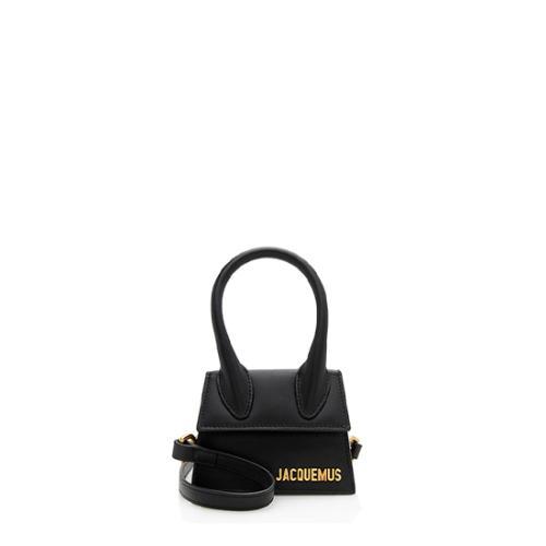 Jacquemus Smooth Leather Le Chiquito Mini Bag