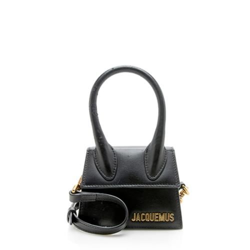 Jacquemus Smooth Leather Le Chiquito Mini Tote