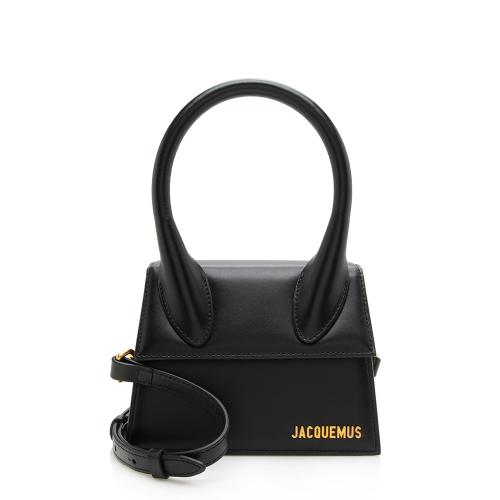 Jacquemus Smooth Leather Le Chiquito Moyen Small Bag