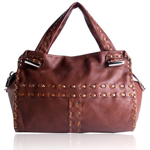 Jimmy Choo Fabien Satchel Handbag