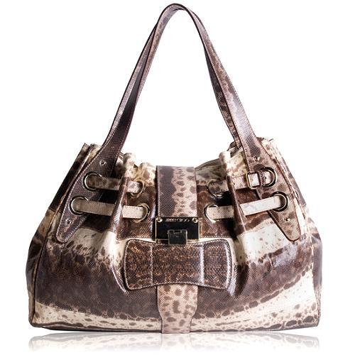 Jimmy Choo Ramona Shoulder Handbag