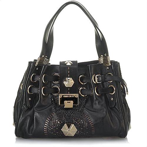 Jimmy Choo Riki Hobo Handbag