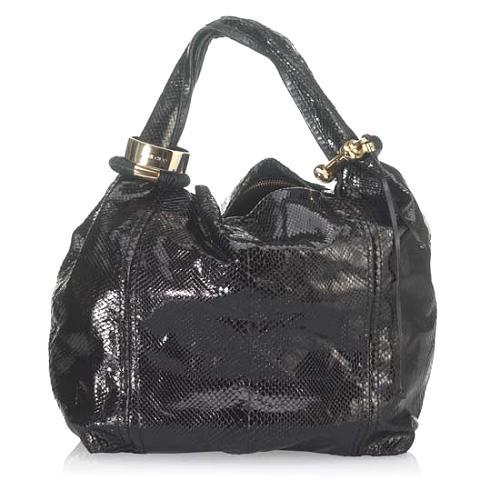 Jimmy Choo Saba Bracelet Hobo Handbag