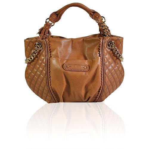 Juicy Couture Brogue Duchess Shoulder Handbag