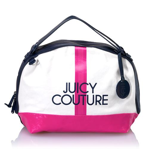 Juicy Couture Colorblock Ellie Bowler Handbag