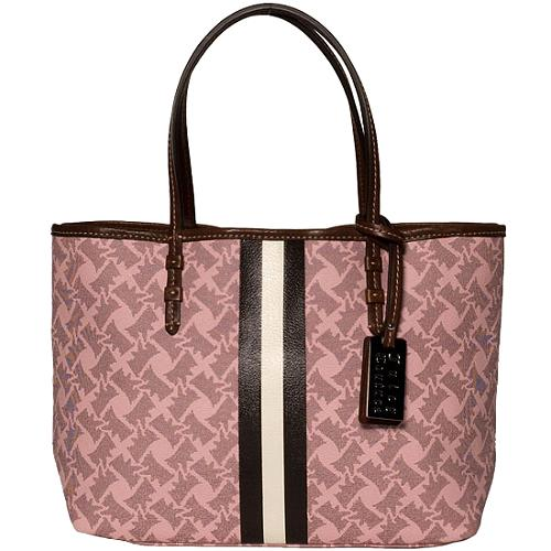 Juicy Couture Couture Canvas Red Carpet Tote