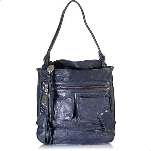 Juicy Couture Edgy Small Hobo Handbag