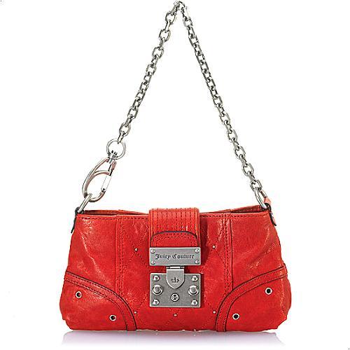 Juicy Couture Englishcombe Leather Handbag