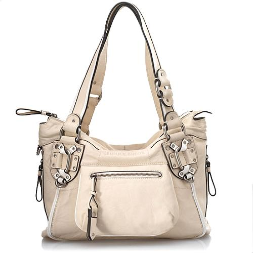 Juicy Couture Fairfax Small Leather Tote