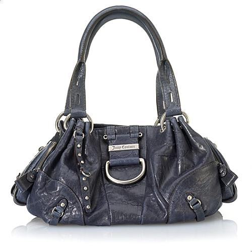 Juicy Couture Fluffy Equestrian Crown Handbag