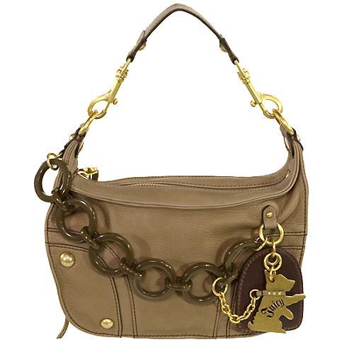Juicy Couture Garden Leather Scottie Handbag
