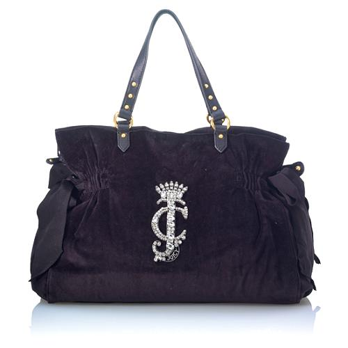 Juicy Couture High Drama Lady DayDreamer Tote