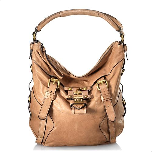 Juicy Couture Larchmont Medium Hobo Handbag