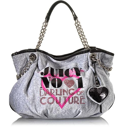 Juicy Couture Large Duchess Tote