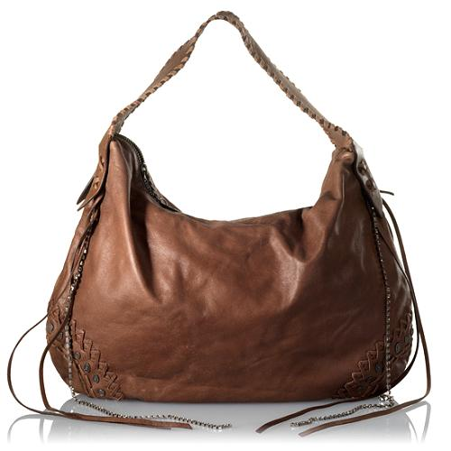 Juicy Couture Leather Hobo Handbag - FINAL SALE