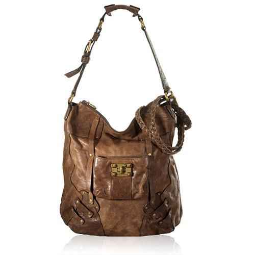 Juicy Couture Lock It Want It Shoudler Handbag