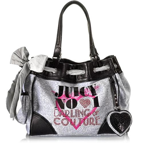 Juicy Couture Love Plumes Day Dreamer Tote