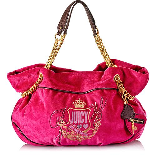Juicy Couture Love Your Couture Duchess Tote