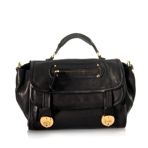 Juicy Couture Medium Caroline Satchel Handbag