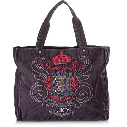 Juicy Couture Military Power Tote