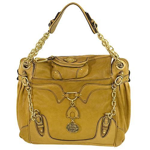 Juicy Couture Pageboy Equestrian Shoulder Handbag