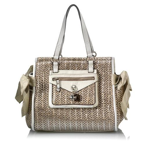Juicy Couture Palms Spring Party Daydreamer Satchel Handbag