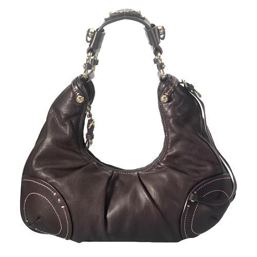 Juicy Couture Princess Hobo Handbag