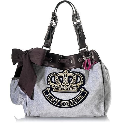 Juicy Couture Queen of Prep Day Dreamer Tote
