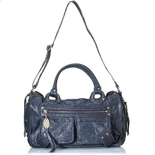 Juicy Couture Royal Medium Satchel Handbag