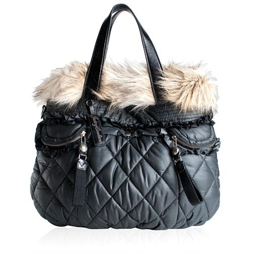 Juicy Couture Royally Juicy Quilted Tote
