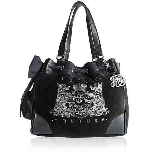 Juicy Couture Scottie Bling Daydreamer Tote
