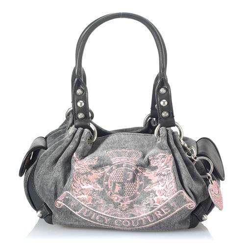 Juicy Couture Scotty Baby Fluffy Handbag
