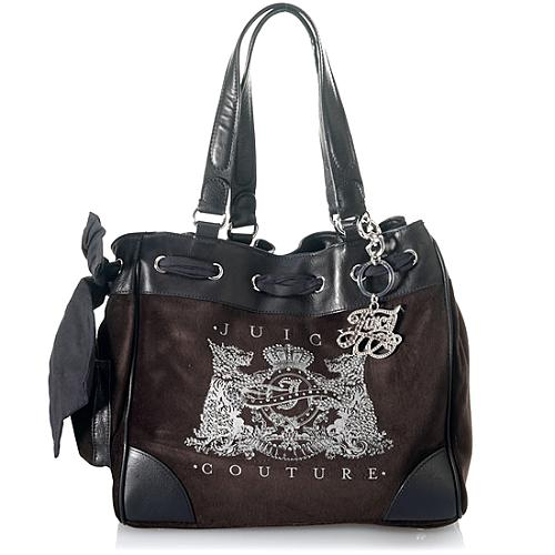 Juicy Couture Scotty Bling Day Dreamer Tote