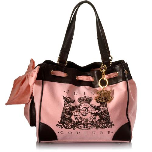 Juicy Couture Scotty Bling Daydreamer Tote
