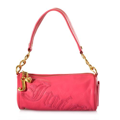 Juicy Couture Small Barrel Shoudler Handbag