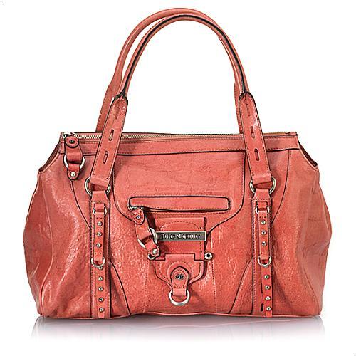 Juicy Couture The Tea Leather Handbag