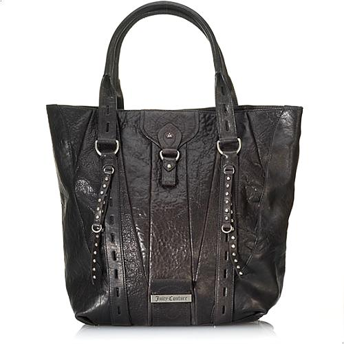 Juicy Couture The Underground Leather Tote