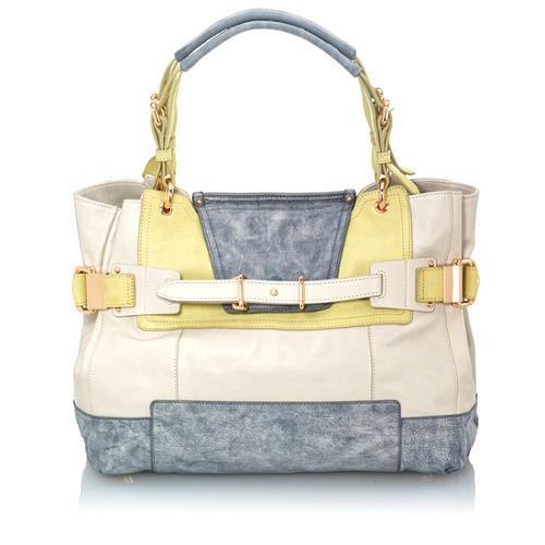 Kooba Cally Leather Handbag