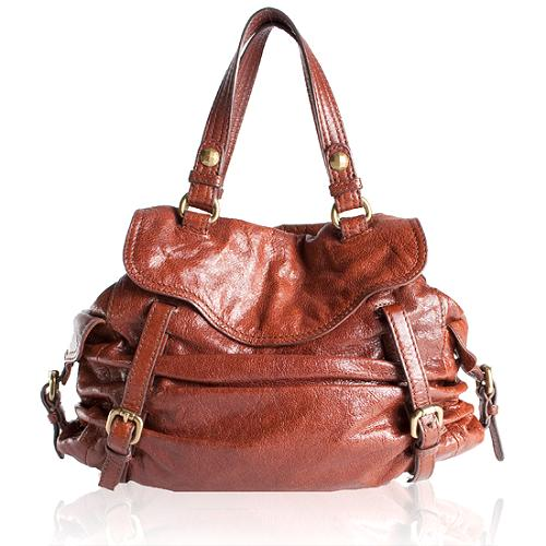 Kooba Harper Leather Tote