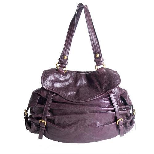 Kooba Jackie Double Strap Shoulder Handbag